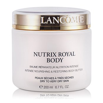 Lancôme Nutrix Royal Body Intense Nourishing & Restoring Manteiga p/ o corpo ( Dry to Very pele seca )
