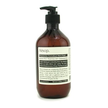 Aesop Sabonete Resurrection Aromatique Hand Wash