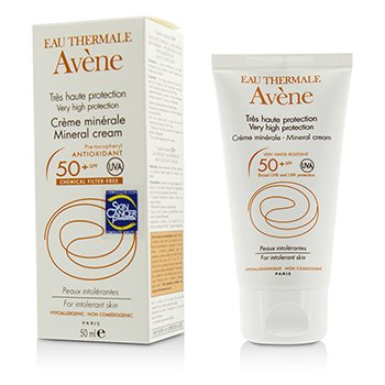 Avene High Protection Mineral Creme SPF 50
