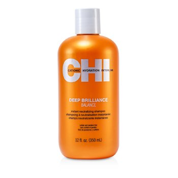 CHI Shampoo Deep Brilliance Balance Instant Neutralizing