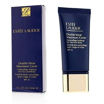Estée Lauder Double Wear Maximum Cover Camouflage Make Up (Rosto & Corpo) SPF15 - #03 CreamyVanilla