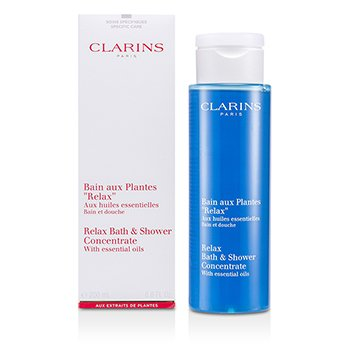 Clarins Relax Banho & Shower Concentrate