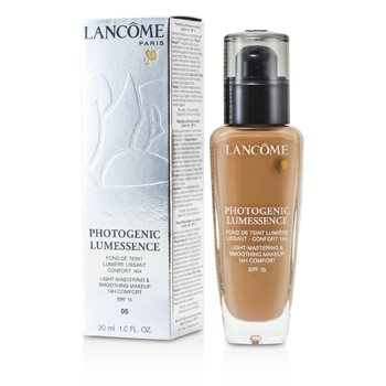 Lancôme Base Photogenic Lumessence Light Mastering Smoothing Makeup SPF15 - # 05 Beige Noisette