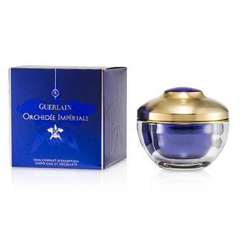 Guerlain Creme pescoço e decote Orchidee Imperiale Exceptional Complete Care