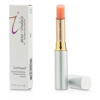 Jane Iredale Batom Just Kissed Lip & Cheek Stain - Forever Pink