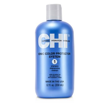 CHI Shampoo Ionic Colour Protector System 1