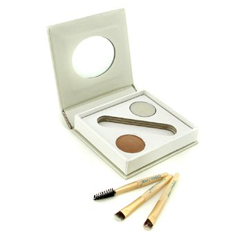 Jane Iredale Kit Bitty Brow - Blonde ( 1x Brow Powder, 1x Brow Wax, 3x pinceis  )