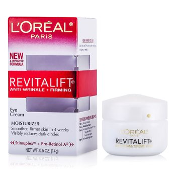 LOreal Creme RevitaLift Anti-Wrinkle +Creme Firming Eye Cream