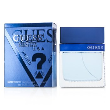 Guess Seductive Blue Eau De Toilette Spray