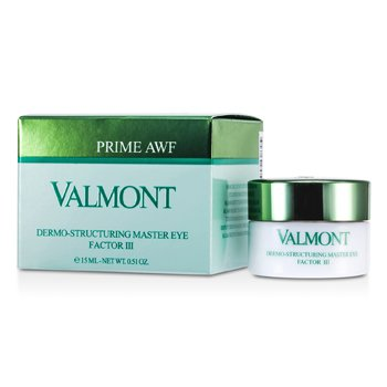Valmont Creme Prime AWF Dermo-Structuring Master Eye Factor III
