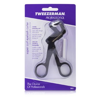 Tweezerman Curvex Professional Super Curl Eyelash Curler