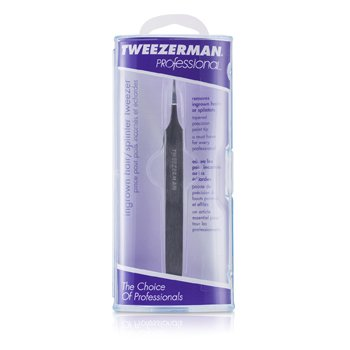 Tweezerman Pinça Professional Stainless Steel Ingrown Hair/ Splinter Tweezer