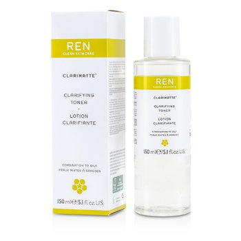 Ren Loção tônica Clarifying Toning Lotion For Combination to Oily Skin