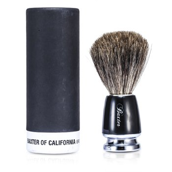 Baxter Of California Pincel Para Barbear Best-Badger (Preto)