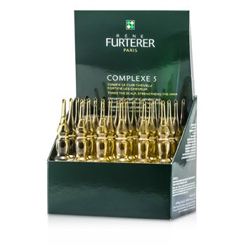 Rene Furterer Shampoo Complexe 5 Regenerating Plant Extract ( Tones The Scalp, Strengthens The Hair )