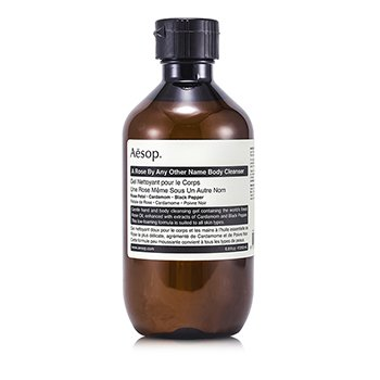 Aesop Tônico corporal A Rose By Any Other Name Body Tônico de limpeza
