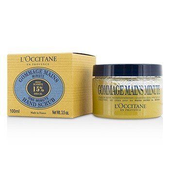 LOccitane Exfoliante p/ as mãos One Minute Hand Scrub