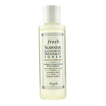 Fresh Tônico Seawater & Ginseng Treatment Toner ( pele normal a mista )