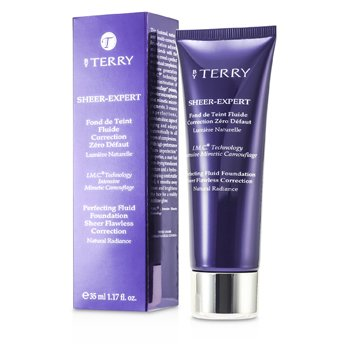 By Terry Base liquida Sheer Expert Perfecting Fluid Foundation - # 3 Cream Beige