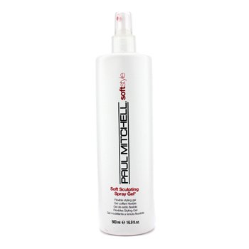 Paul Mitchell Gel Soft Style Soft Sculpting Flexible Styling