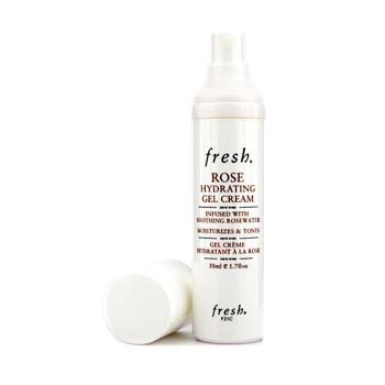 Fresh Rose Hydrating Gel Cream