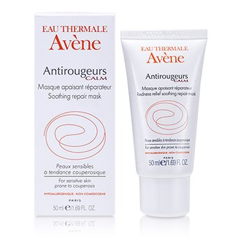 Avene Mascara facial Antirougeurs Calm Soothing Repair Mask (p/ pele sensivel)