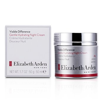 Elizabeth Arden Creme Noturno Visible Difference Gentle Hydrating Night Cream (Pele Seca)