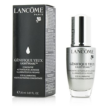Lancôme Ativador de Rejuvenescimento Genifique Yeux Light-Pearl Eye-Illuminating Youth Activating (Feito na França)