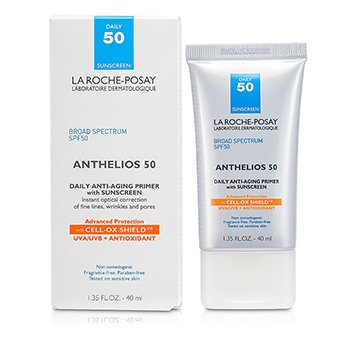 La Roche Posay Protetor solar Anthelios 50 Daily Anti-Aging Primer With Suncreen