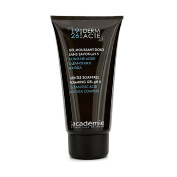 Académie Gel Derm Acte Gentle Soap-Free Foaming Gel pH5