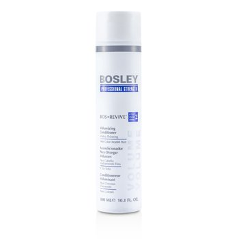 Bosley Condicionador Professional Strength Bos Revive Volumizing Conditioner (Cabelo visivelmente ralo mas sem quimica)