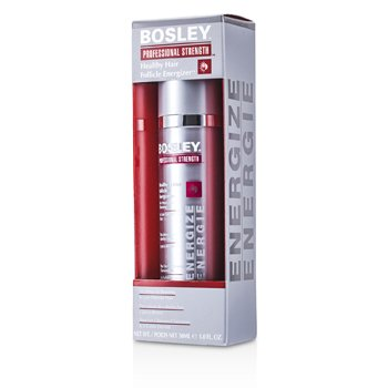 Bosley Fluido fortificador Professional Strength Healthy Hair Follicle Energizer (For Areas of Thinning and Low Density Hair)