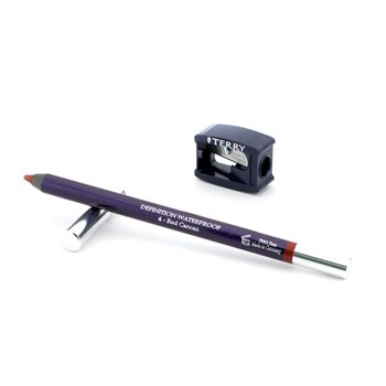 By Terry Delineador labial Crayon Levres Terrbly Perfect Lip Liner - # 4 Red Cancan