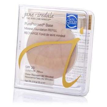 Jane Iredale Base PurePressed Pressed Mineral  Pó refil SPF 20 - Latte