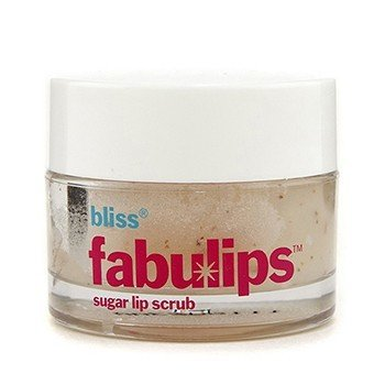 Bliss Exfoliante labial Fabulips Sugar Lip Scrub