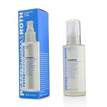 Peter Thomas Roth Gel de limpeza AHA/BHA Acne Clearing Gel