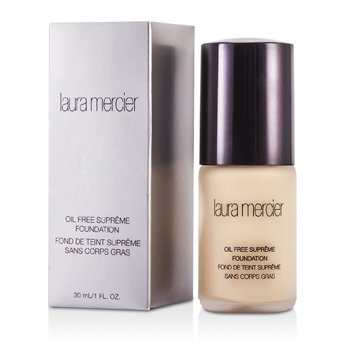 Laura Mercier Base Oil Free Supreme Foundation - Porcelain Ivory