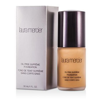 Laura Mercier Base Oil Free Supreme Foundation - Suntan Beige