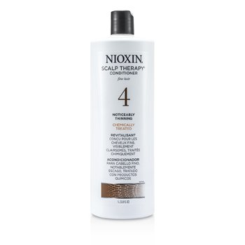 Condicionador System 4 Scalp Therapy Conditioner For Fine Hair, Chemically Treated, Noticeably Thinning Hair