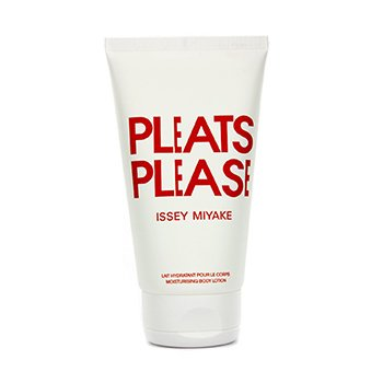Pleats Please Moisturising Body Lotion
