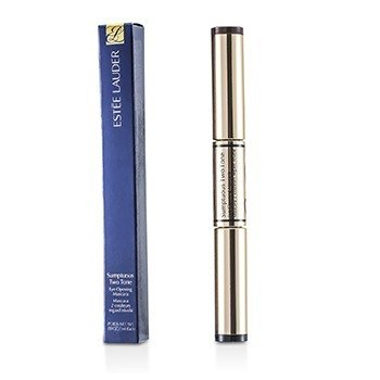 Estée Lauder Rimel Sumptuous Two Tone Eye Opening Mascara - # 01 Bold Black/Rich Brown