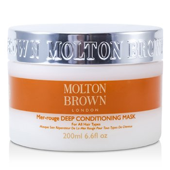 Molton Brown Mascara p& condicionar o cabelo Mer-Rouge Deep Conditioning Mask