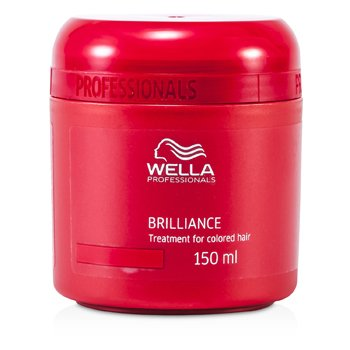 Wella Tratamento Brilliance Treatment (p/ cabelo colorido)