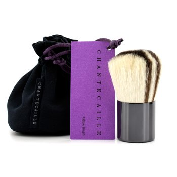 Chantecaille Pincel Kabuki Brush (With Gunmetal Handle)