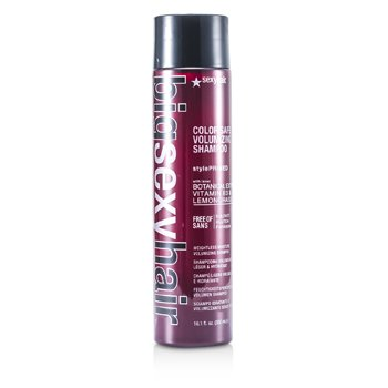 Sexy Hair Concepts Shampoo Color Safe Weightless Moisture Volumizing Shampoo (For Flat, Fine, Thick Hair)