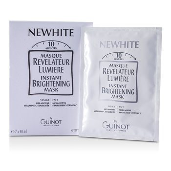 Guinot Mascara facial Newhite Instant Brightening Mask For The Face