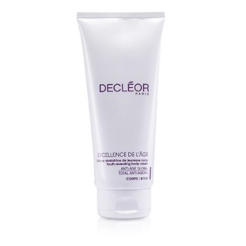 Decleor Creme corporal Excellence De LAge Youth Revealing (Produto para profissional)