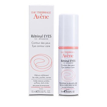 Avene Creme Retrinal Eyes Eye Contour Care