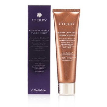 By Terry Soro hidratante Serum Terrybly Sunbooster Auto-Radiant Intensive Moisturizer