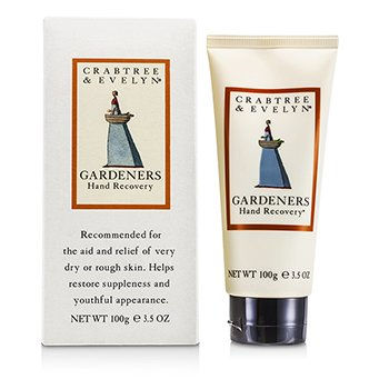 Crabtree & Evelyn Creme p/ as mãos Gardeners Hand Recovery